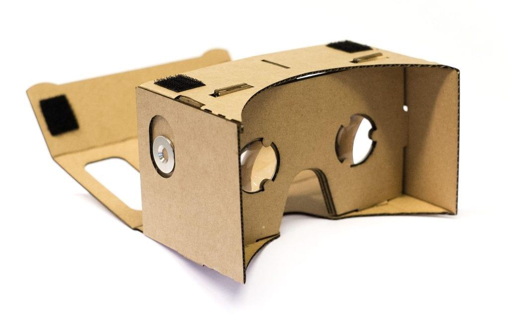 VR Porn on Google Cardboard