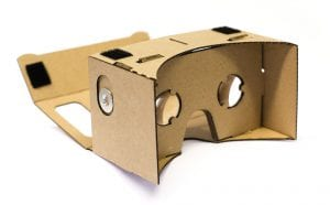 Create your own VR headset