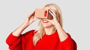Cheap Virtual Reality Headset – Getting started with Google Cardboard !