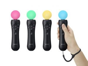Updated PlayStation Move Controllers for PS VR