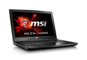 MSI GL62 gaming laptop review