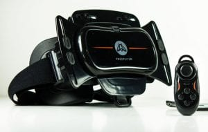 Freefly VR headset review