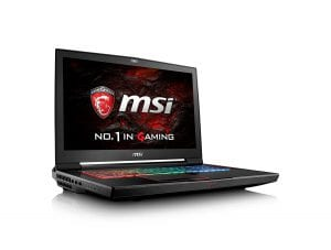 MSI gaming laptop review – GT73VR Titan