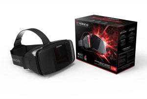 Homido V2 Virtual Reality Headset Review