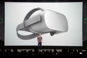 Oculus GO- $199 Standalone VR headset from Oculus is Releasing soon