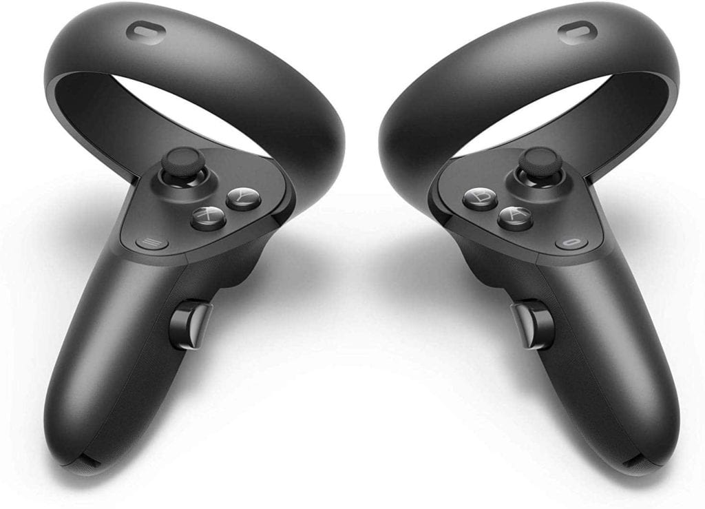 Oculus Rift S Controllers
